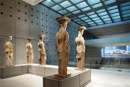 Acropolis-Caryatids