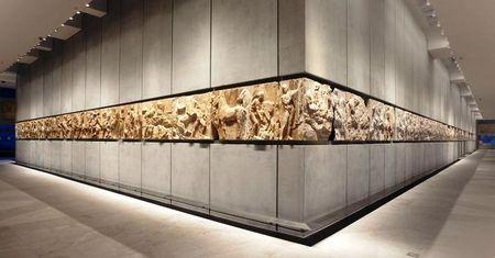 Acropolis Museum-Parthenon Hall