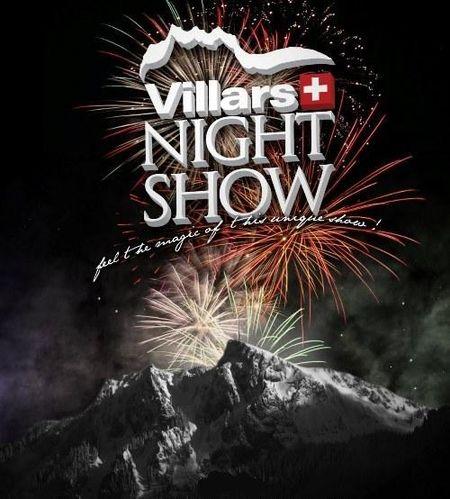 Villars_night_show