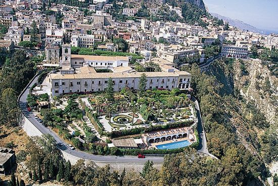 San Domenico Palace Hotel 1