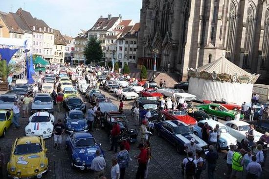FESTIVAL AUTOMOBILE MULHOUSE