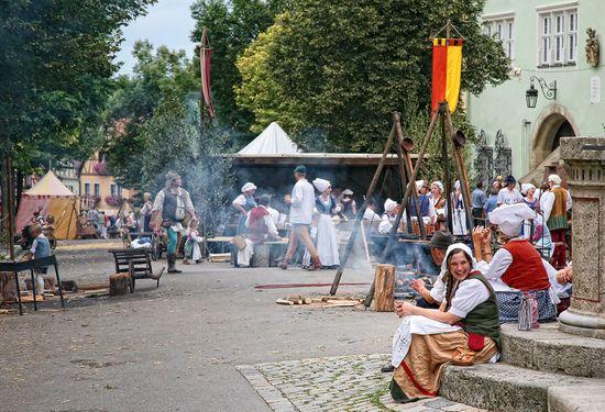 Reichsstadt-Festtage rothenburg_1