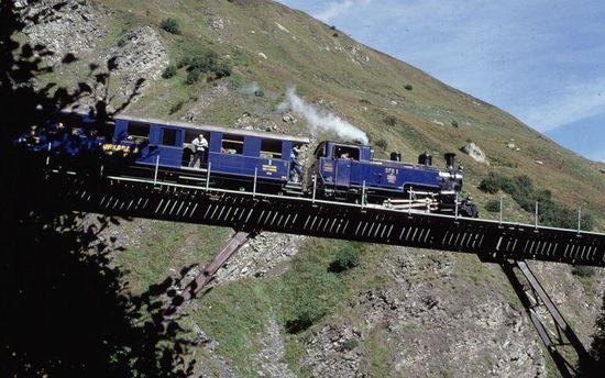 Dampfbahn Furka Bergstrecke_3