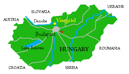 VisegradMap
