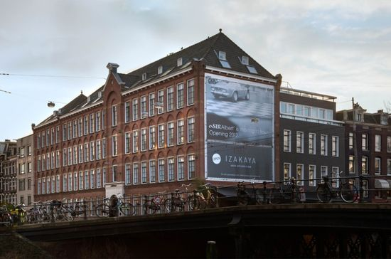 Sir Albert Hotel Amsterdam_1