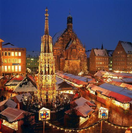 Christmas Market Nuremberg_1