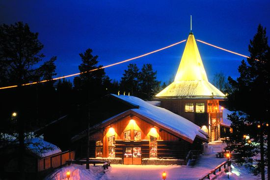 Santa claus village_1