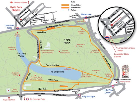 Hyde-Park-Stables-Riding-Map