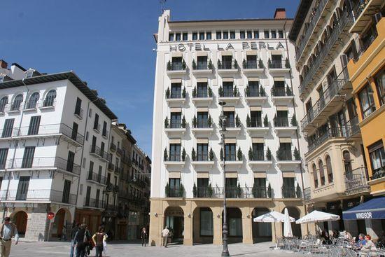 Hotel-Gran-La-Perla-de-Pamplona