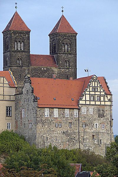 Quedlinburg_Castle