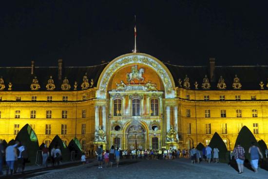 アンヴァリッド パリ に対する画像結果