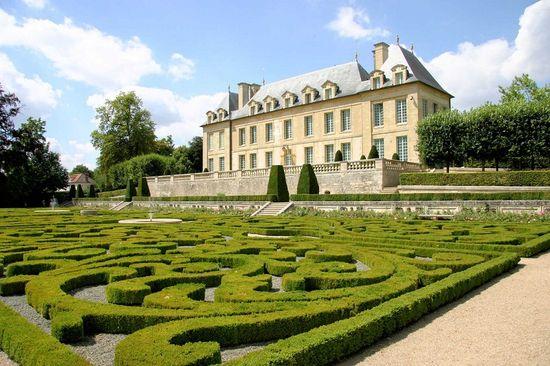 Chateau-d-auvers-sur-oise