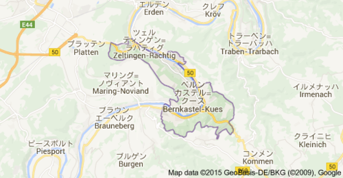 Bernkastel-Kues_map