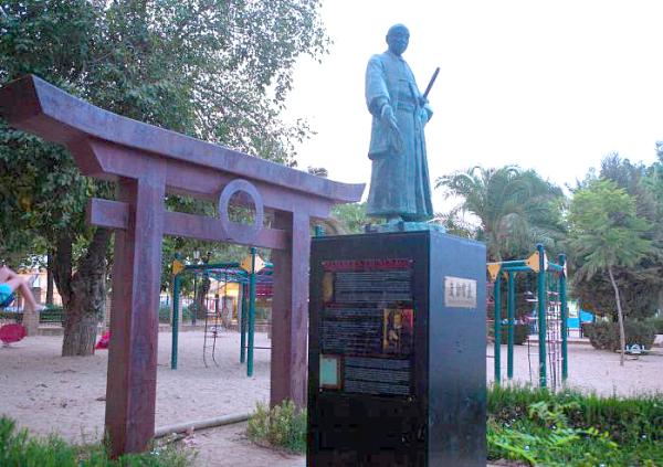 スペイン、コリア・デル・リオで日本の歴史に触れる ...