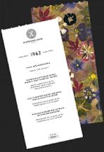 Nobel-menu