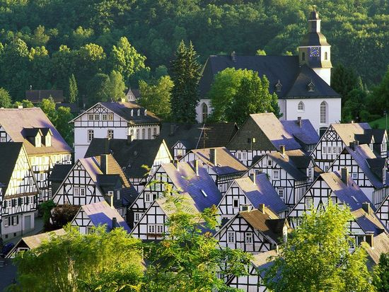 Freudenberg-Germany