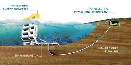 Oysterwavepower